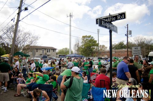 St. Patrick's Day New Orleans