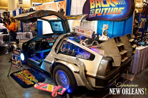 Back to the Future with Team Fox