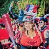 Big Easy Rollergirl: 'We're coming to get ya!'