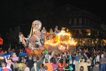 New Orlens Halloween Parade 2020 Krewe of Boo | Experience New Orleans!