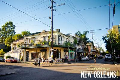 New Orleans on the cheap
