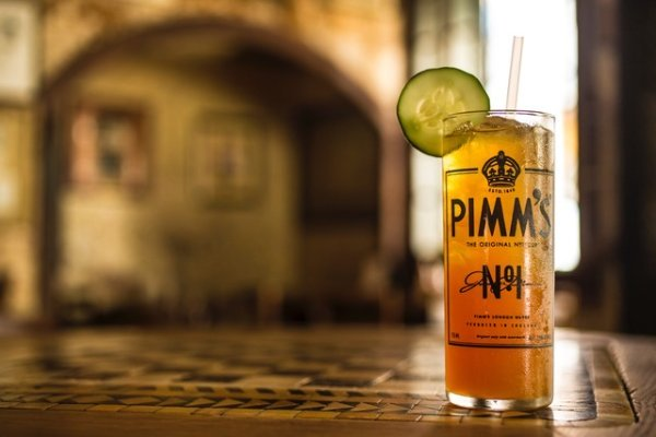 Pimm's Cup from Napoleon House