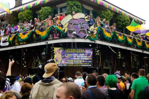Mardi Gras Hotel Rooms 2017