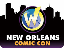 New Orleans Comic Con - Jan. 29-30