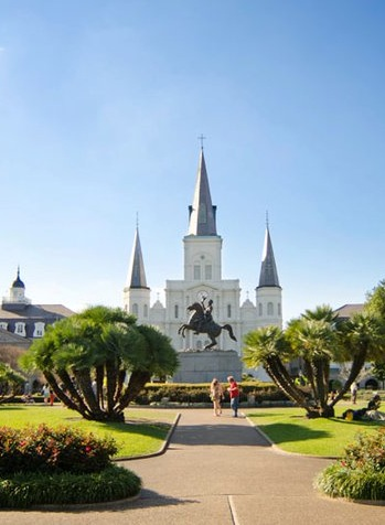 Jackson Square New Orleans, Louisiana