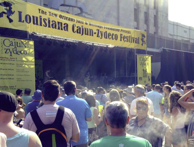 Cajun Zydeco Festival | Experience New Orleans!