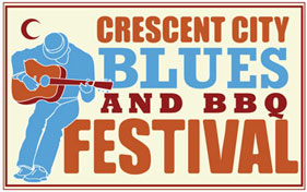 Crescent City Blues and BBQ Festival