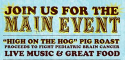 Hogs for the Cause