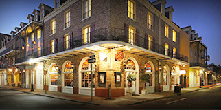 The Bon Temps Rouler Giveaway Experience New Orleans