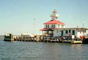 New Basin Canal Lighthouse
