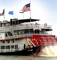 Steamboat Natchez Dinner and Jazz Cruises
