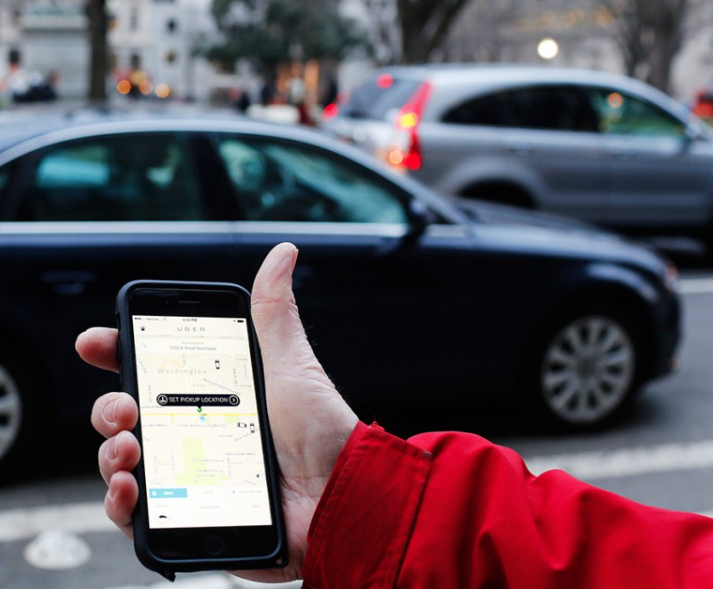 Ride Sharing In New Orleans Uber Lyft