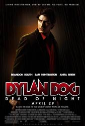 Dylan Dog Features New Orleans
